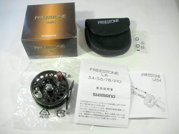 シマノ フライリール フリーストーン LA3・4