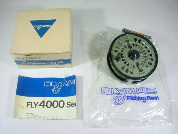 オリムピック フライリール 4320