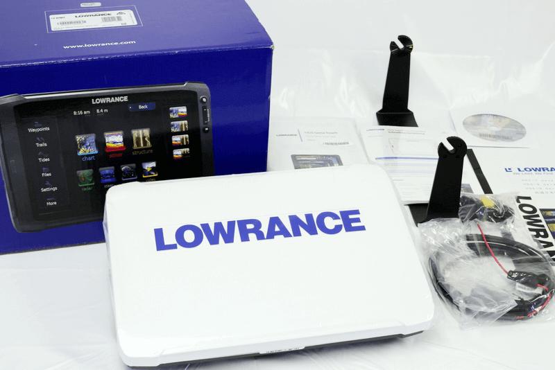 LOWRANCE ローランス 魚群探知機