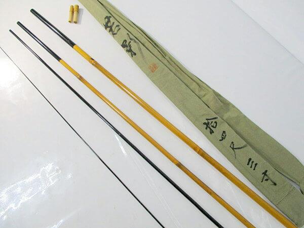若影のへら竿(14尺3寸)
