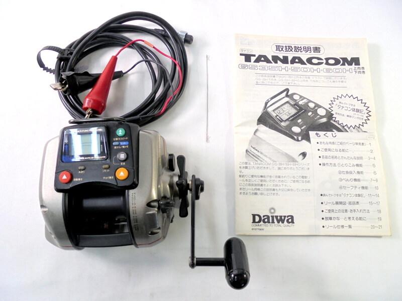 ダイワ タナコン 電動リール03