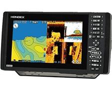 プロッター魚探 HE-9000 振動子TD802付属 9型ワイド