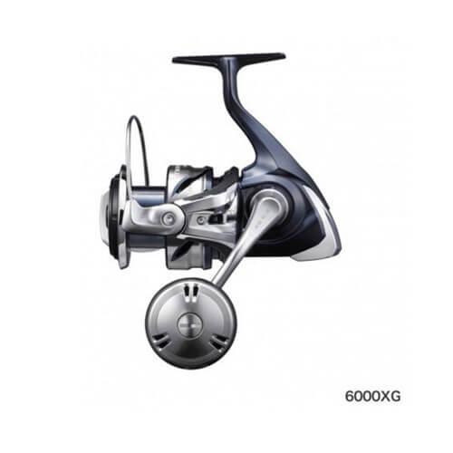 シマノ 21 ツインパワー SW6000XG