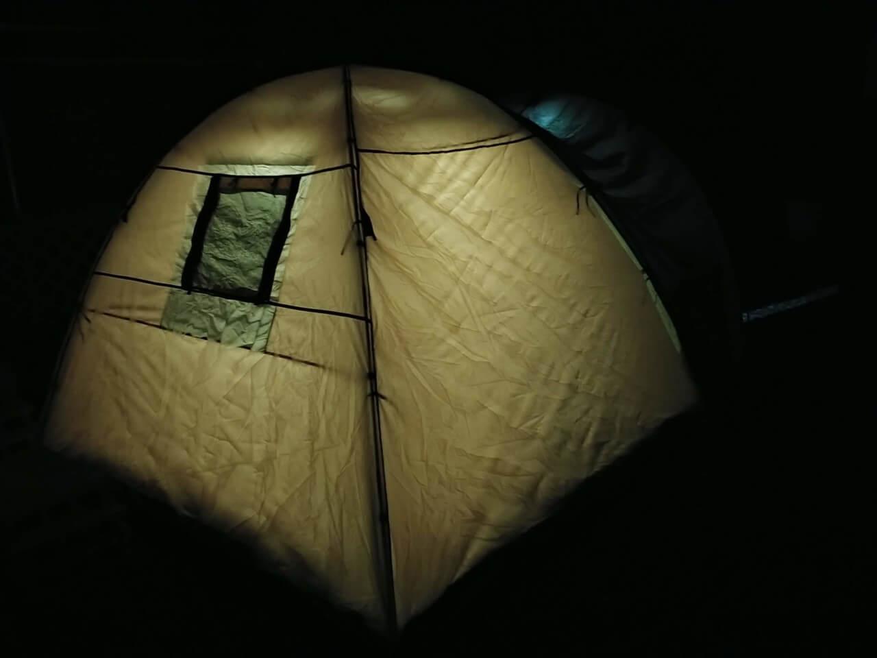 Hewflit(HillStone) オールインワンテントbigサイズ ツールームテント