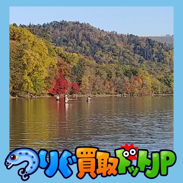 2020 10月 屈斜路湖の釣行